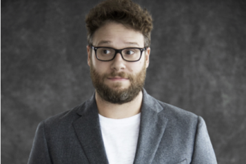 Seth Rogen for Haute Living 2