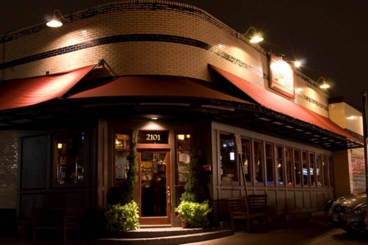 The Libertine Bar is your new favorite, friendly neighborhood bar with upscale food.