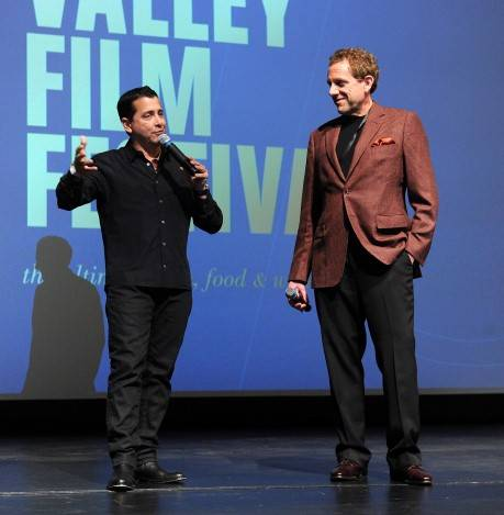 2015 Napa Valley Film Festival - 'Life on the Line' World Premiere