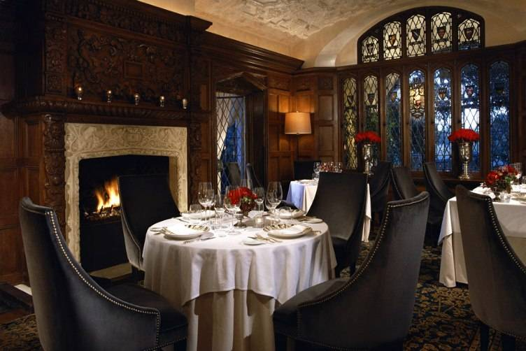 The Mansion restaurant on Turtle Creek will be serving a traditional Thanksgiving meal.