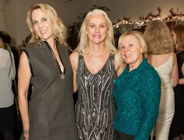 San Francisco Ballet Auxiliary's Gala Launch party hosted by La Perla.
