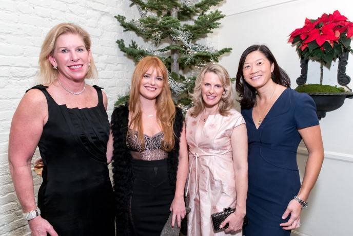 Jennifer Brandenburg, Lynn Yeager, Marie Hurabiell, Christine Leong Connors