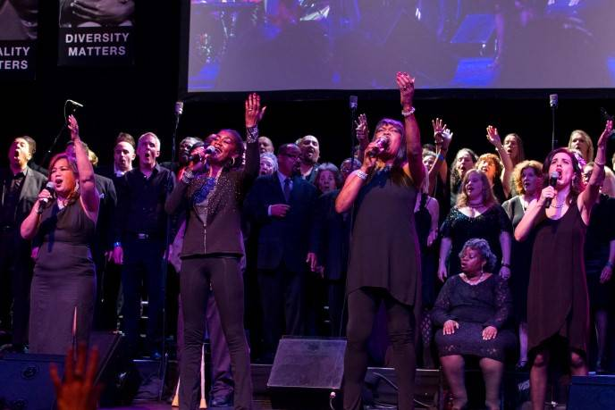 GLIDE's Annual Holiday Jam: Love Matters
