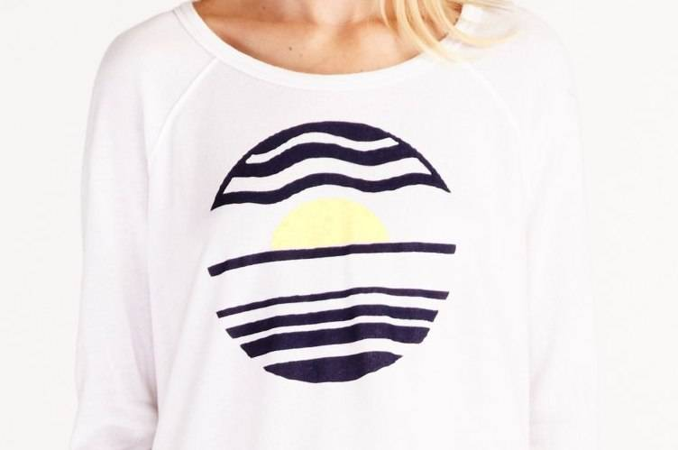 "Sundry ""Sunrise"" shirt"