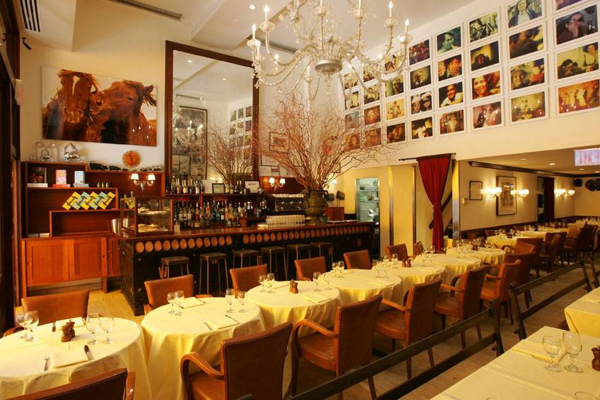 5 NYC Spots For A Successful Business Lunch
