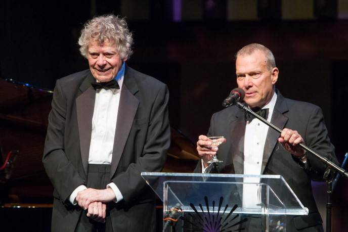 An Evening on the Stage Honoring Renaissance Man Gordon Getty