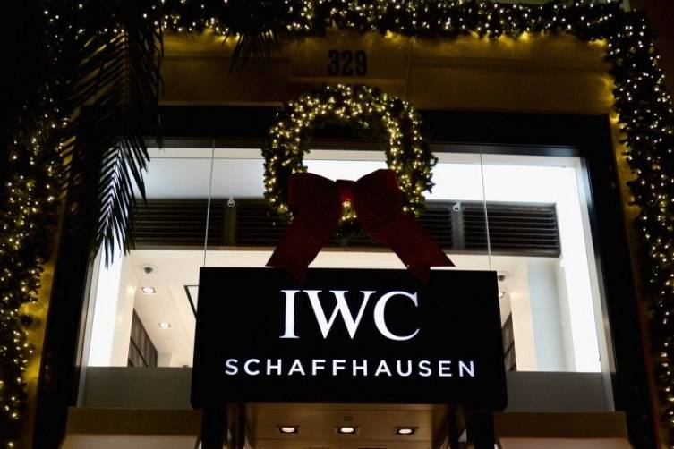 IWC Schaffhausen Rodeo Drive Boutique Opening 1