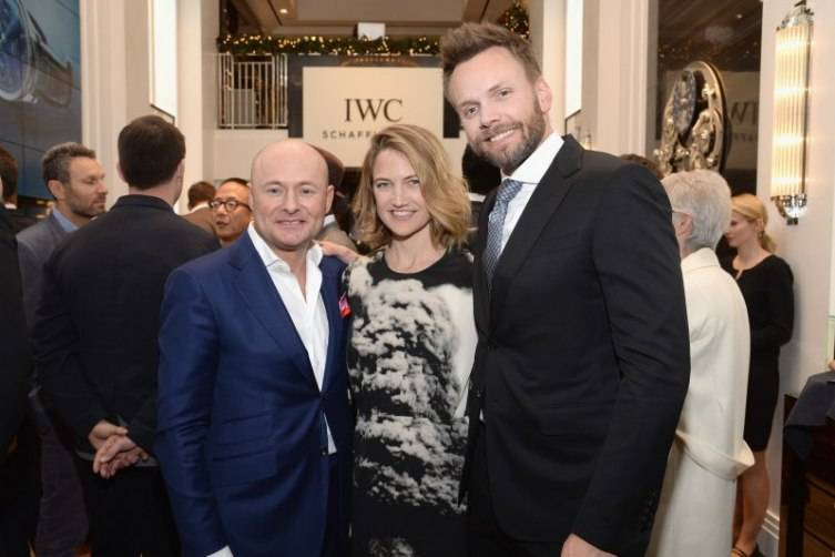 IWC Schaffhausen Rodeo Drive Boutique Opening 2