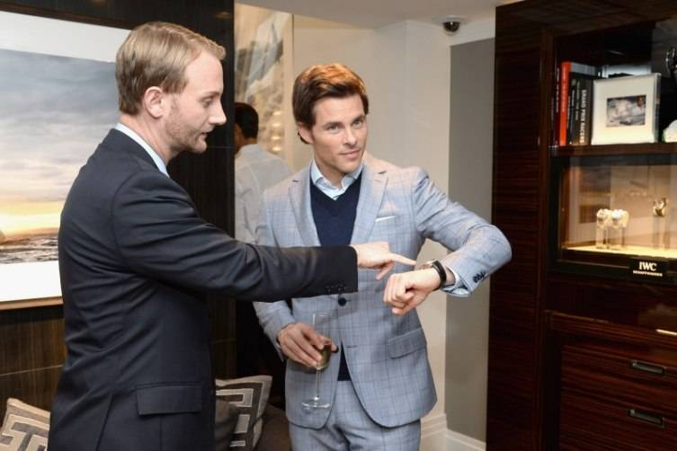 IWC Schaffhausen Rodeo Drive Boutique Opening 3