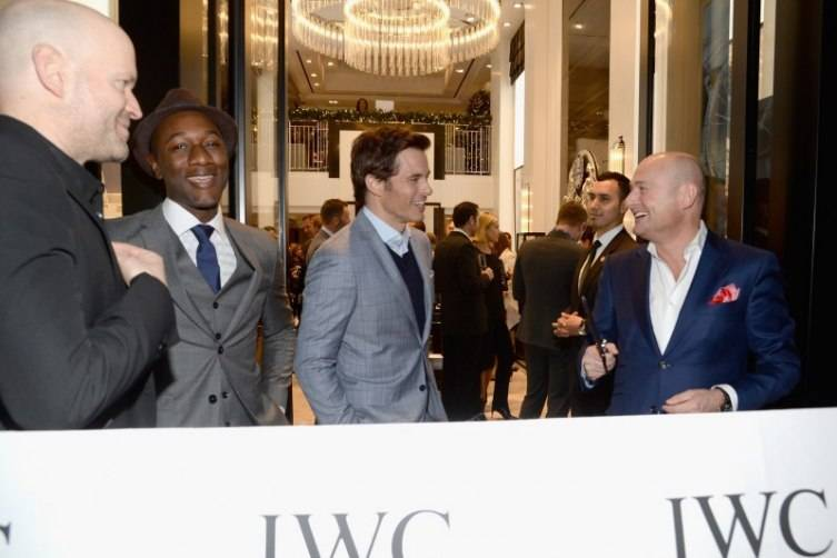 IWC Schaffhausen Rodeo Drive Boutique Opening 8