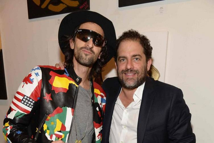 MIAMI, FL - DECEMBER 02: Adrien Brody and Director Brett Ratner attend Haute Living And Zacapa Rum Present Domingo Zapata At Lulu Laboratorium on December 2, 2015 in Miami, Florida. (Photo by Gustavo Caballero/Getty Images for Haute Living)