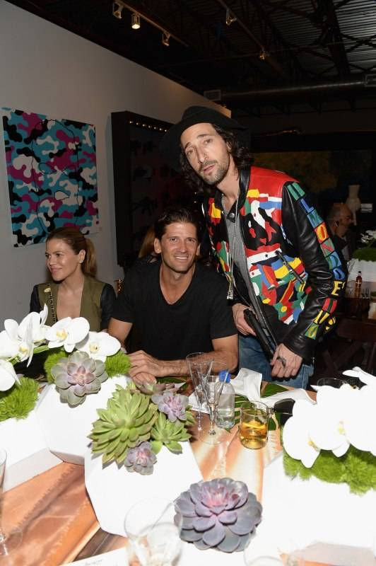 Adrien Brody attends Haute Living And Zacapa Rum Present Domingo Zapata At Lulu Laboratorium on December 2, 2015 in Miami, Florida. (Photo by Gustavo Caballero/Getty Images for Haute Living)