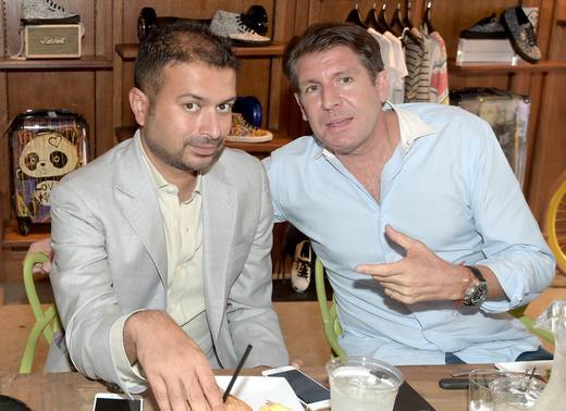 Kamal Hotchandani and Michael Capponi