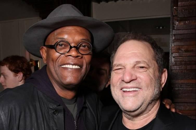 Quentin Tarantino Celebrates The Hateful Eight 1