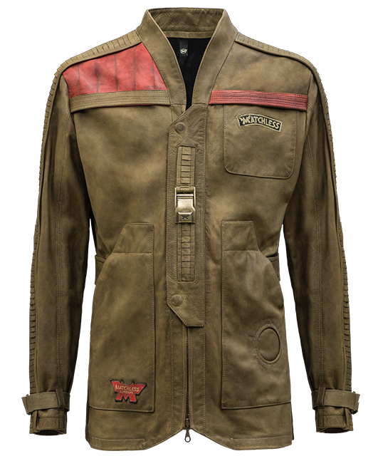 Matchless London's Finn Jacket