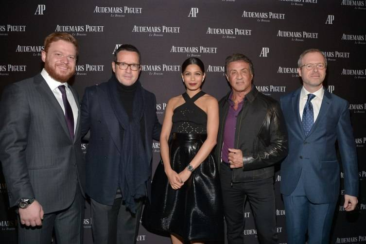 Audemars Piguet Celebrates the Opening of Audemars Piguet Rodeo Drive - Red Carpet