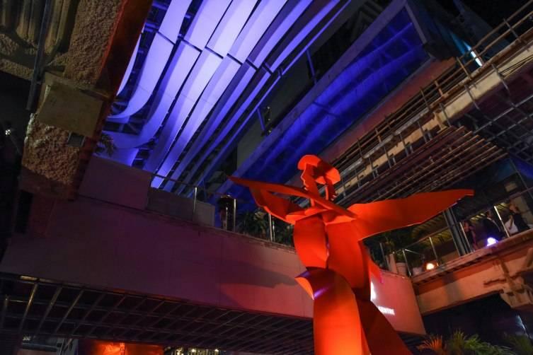 BRICKELL CITY CENTRE ILLUMINATES: ART BASEL 2015