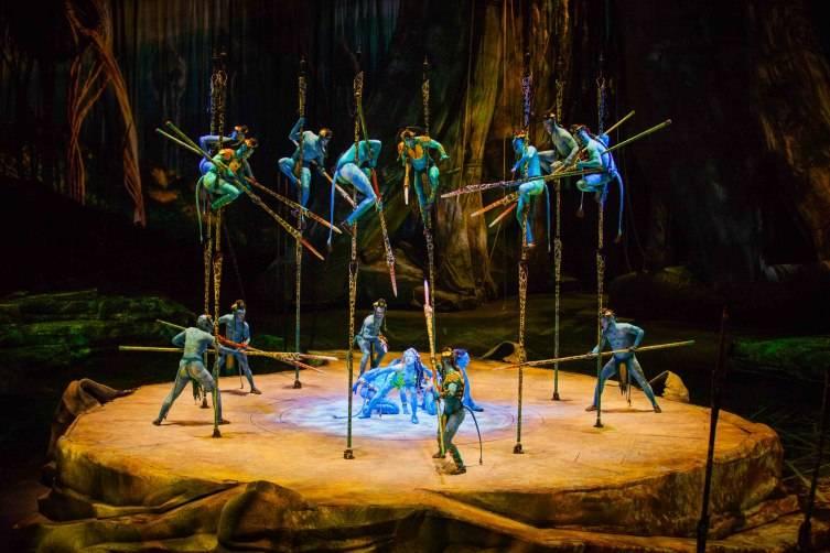 Avatar Cirque du Soleil