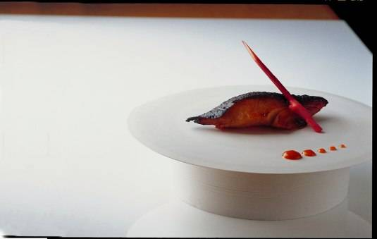 -Black Cod with Miso