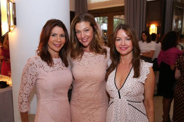 Cindy Dana, Michele Erez, & Tara Macnamara