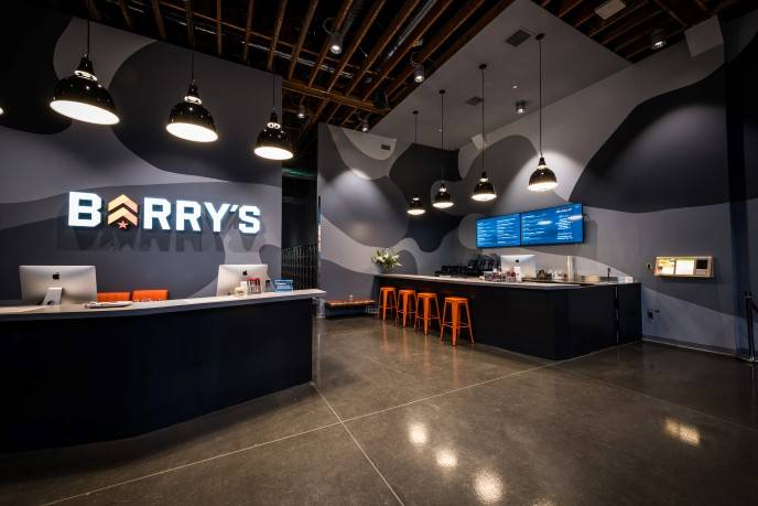 Barry's Bootcamp Marina