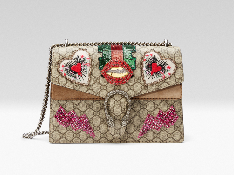 36d6cab1709e Gucci to Release a City-Specific Collection of Dionysus Bags