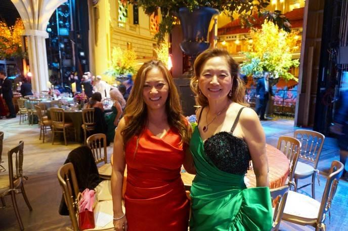 Elizabeth Fullerton and Olivia Hsu Decker