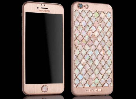 Givori Defines Smartphone Luxury With Stunning Diamond-Glazed iPhone 6s