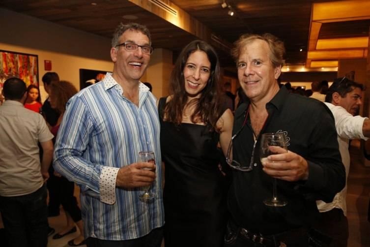 Kenny Sadowsky, Dana Hagendorf and Billy Cone
