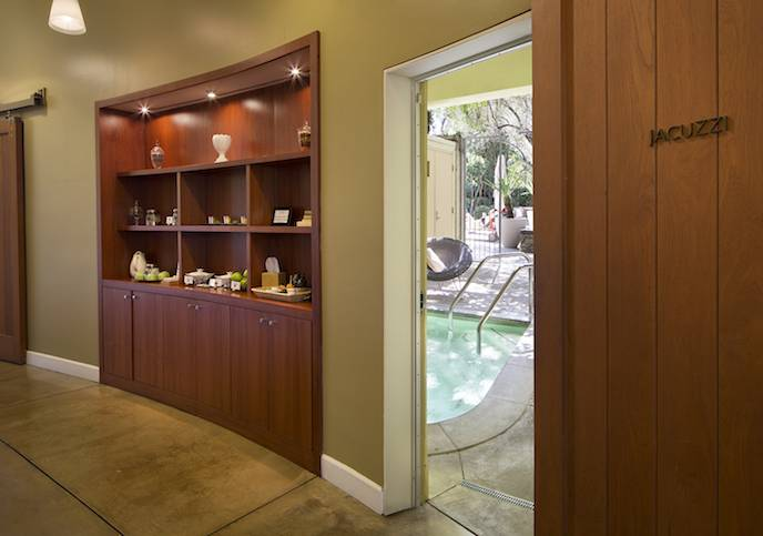 The Spa at Hotel Healdsburg