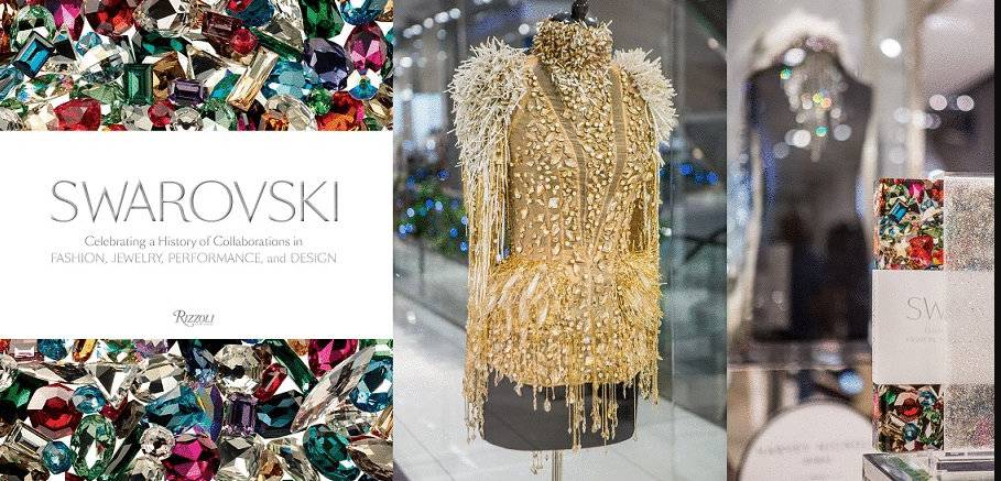Harvey Nichols and Swarovski: Dazzling Magical Window Display & Exhibition