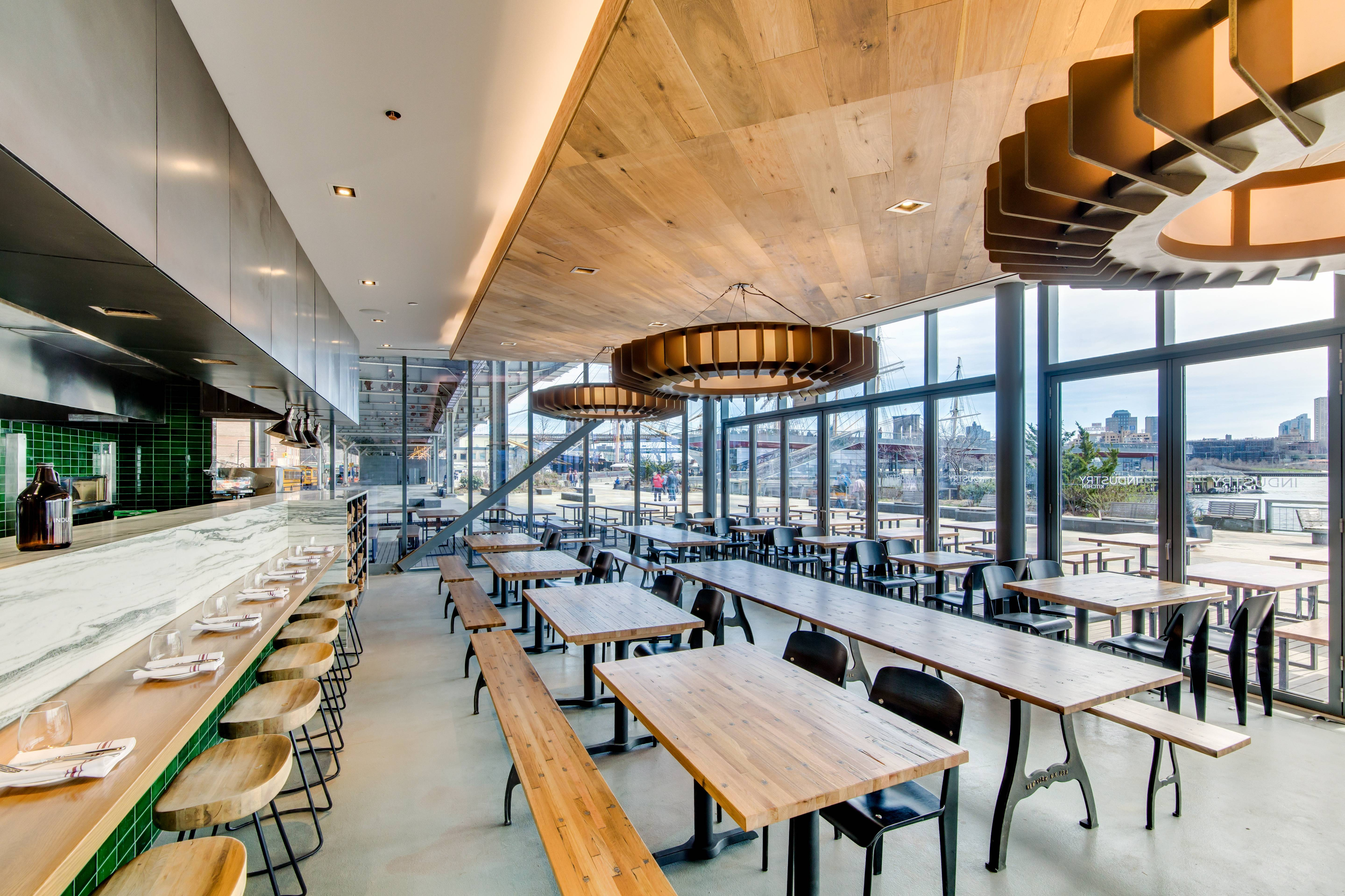 lovely industry kitchen seaport | The Countdown Begins: 9 Haute NYE Fêtes For Every Personality