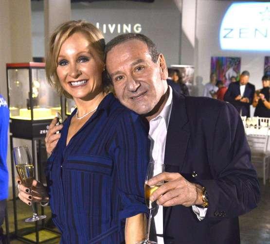 Isabelelena and Claudio Stivelman