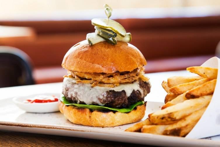 Irvington - Irvington Burger