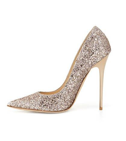 Jimmy Choo: Step Forward in Sparkling Style