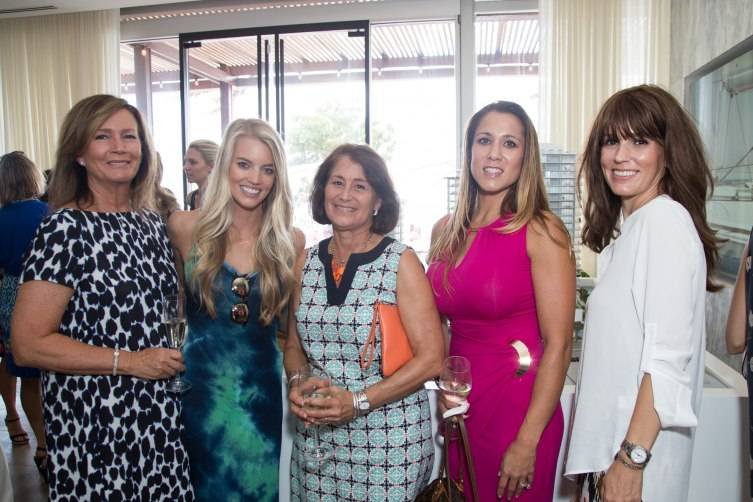 Kathy Duffner, Lauren Tannehill, Joanne O'keefe, Laura Nixon, Holly Campbell