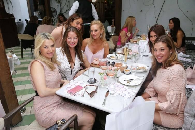 Laura Finvarb, Tara McNamara, Marni Blickman, Alison Zhuk, Cindy Dana, & Michele Erez