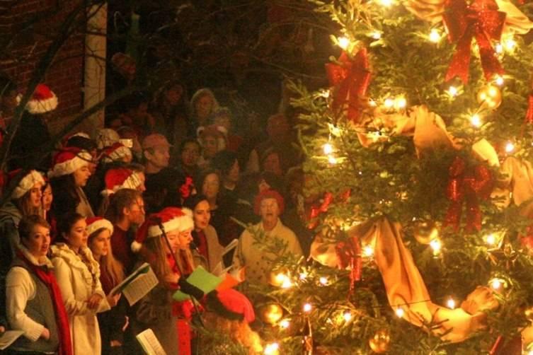 Nantucket Christmas Stroll