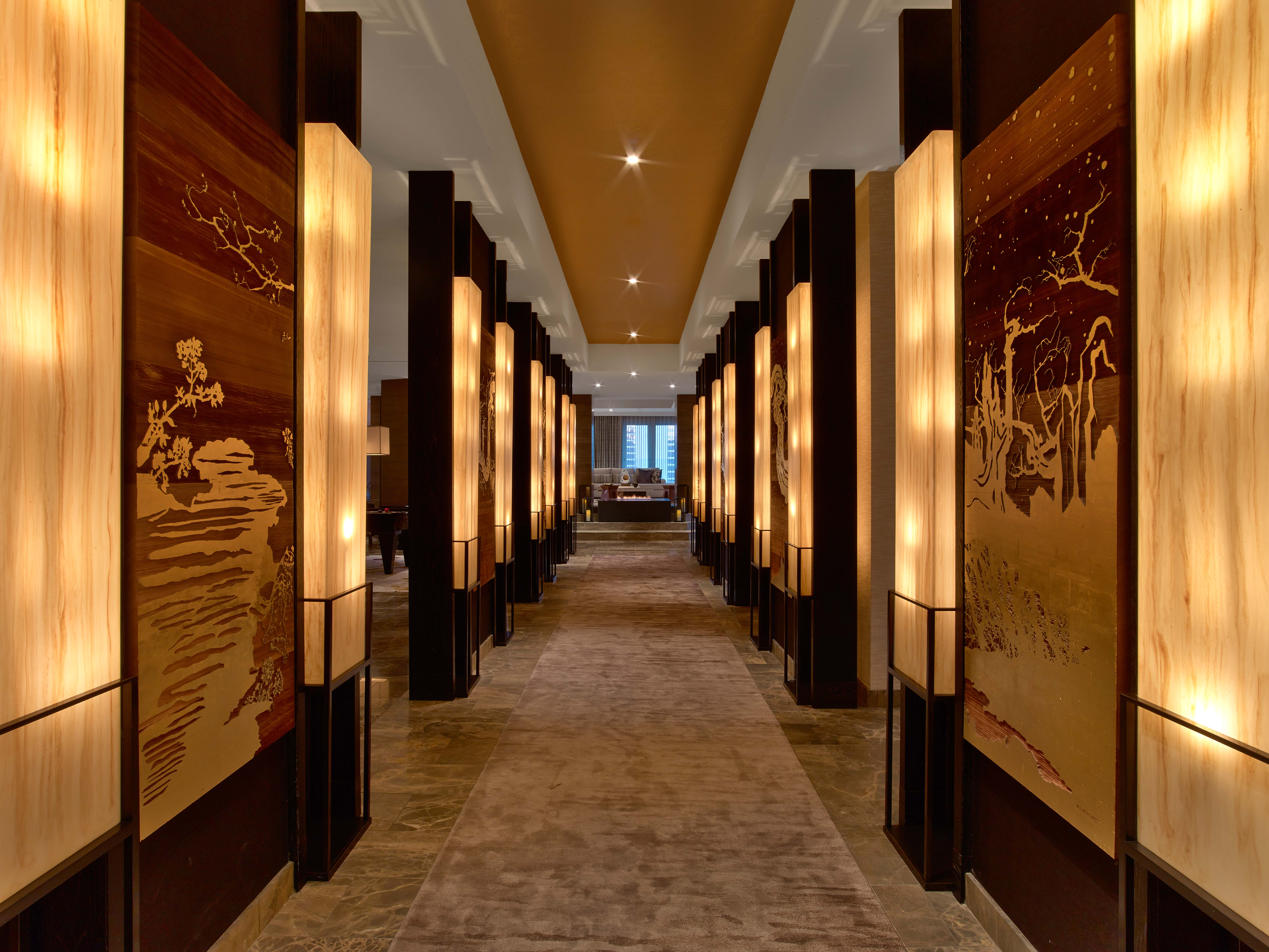Vegas Enter The World Of Nobu Hotel And Restaurant At