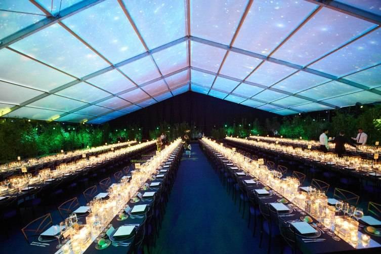 Panerai Dinner in Design Distirct