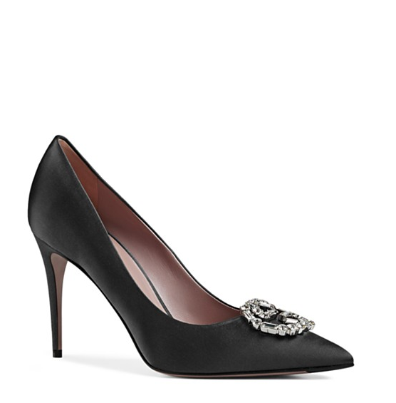 Gucci GG Sparkling Pointed Toe