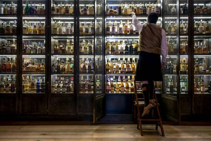 The Balmoral - Scotch