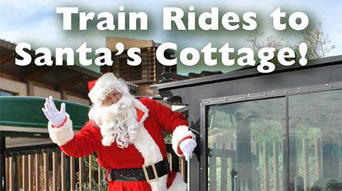 Train Rides with Santa