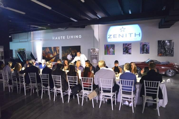 Zenith Dinner
