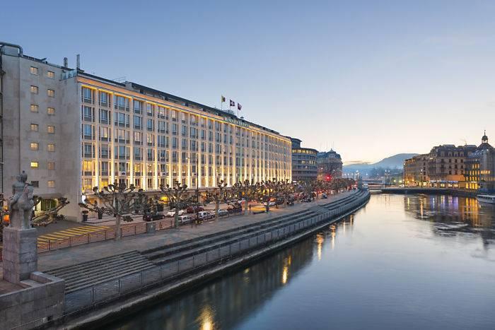 Mandarin Oriental Geneva*****, Geneva