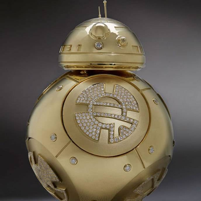 Disney Consumer Products and Kay Jewelers' BB8