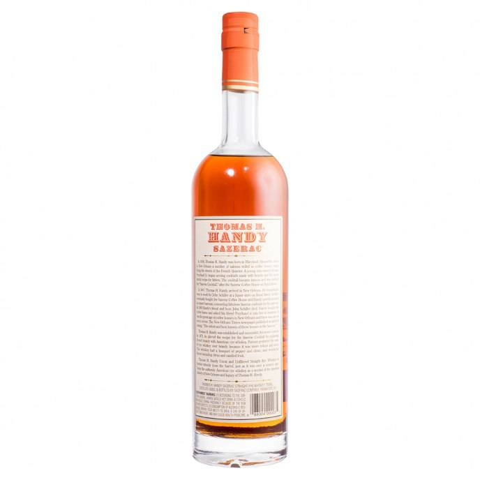 Thomas H. Handy Sazerac Straight Rye Whiskey