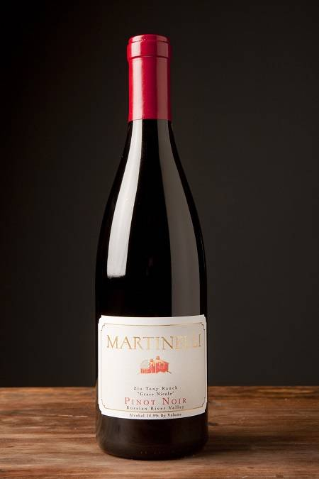 web_2013 Martinelli Pinot Noir Zio Tony Ranch