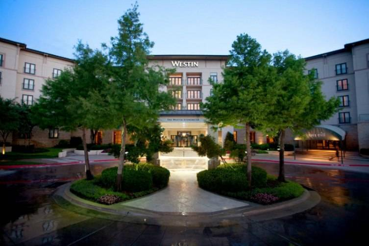 The Westin Stonebriar in Frisco is a luxurious spot to recharge and stategize for the new year.