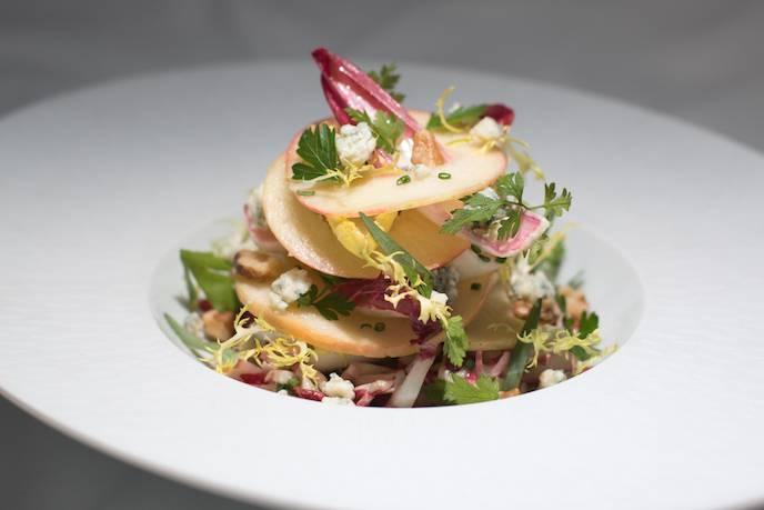 Endive Waldorf Salad